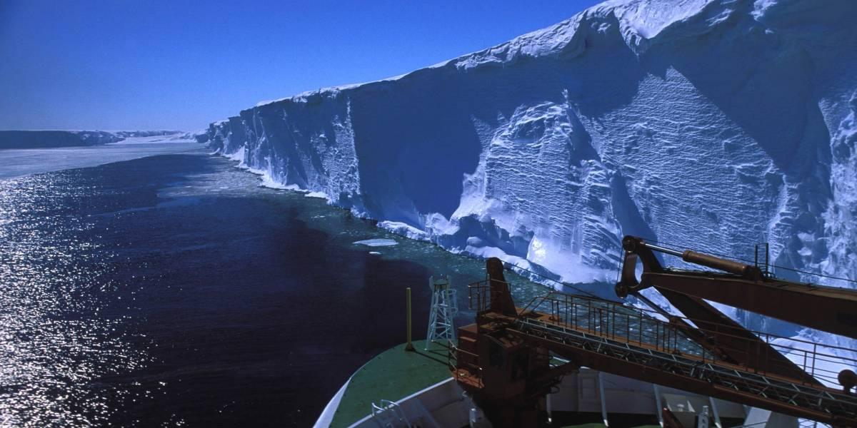 Científicos británicos utilizan exploración satelital para identificar con precisión la fusión de la Antártica