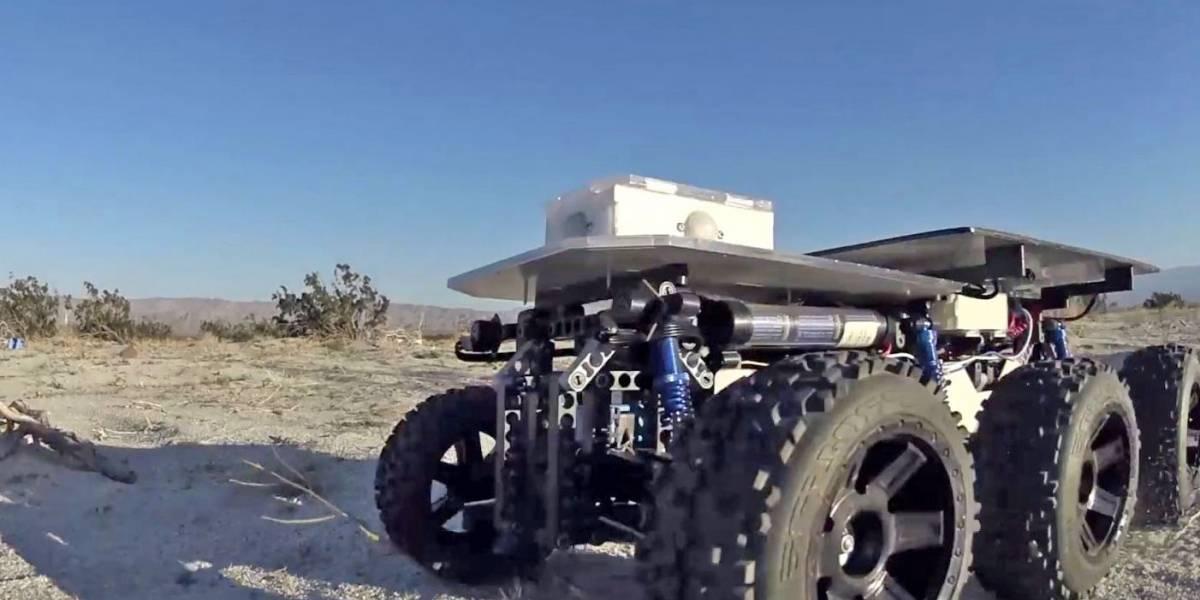 Este es ShyBot: El robot antisocial