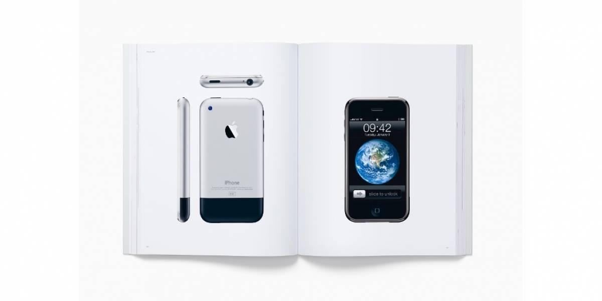 Apple lanzará libro de USD $300 mostrando 450 imágenes de su historia