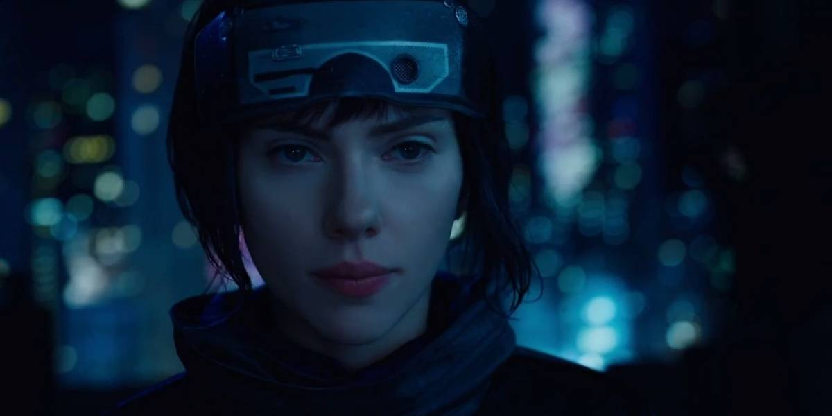 Primer tráiler de Ghost in the Shell, versión Scarlett Johansson