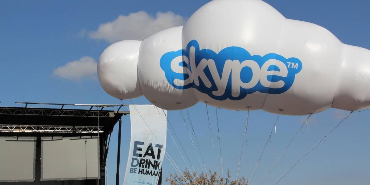 Skype ya permite compartir archivos de hasta 300 MB