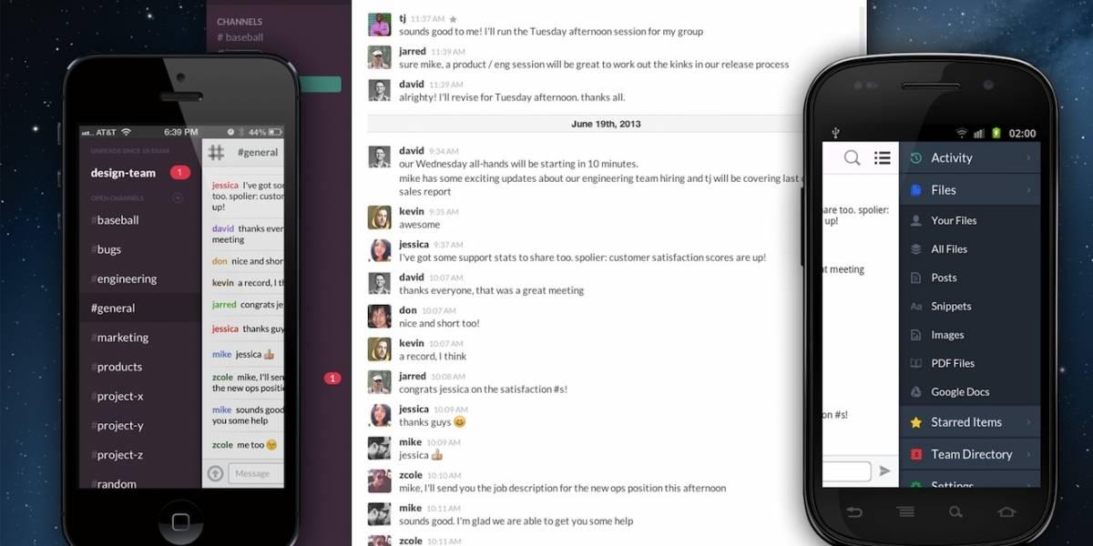 Slackbot sería más útil que Siri, según el CEO de Slack