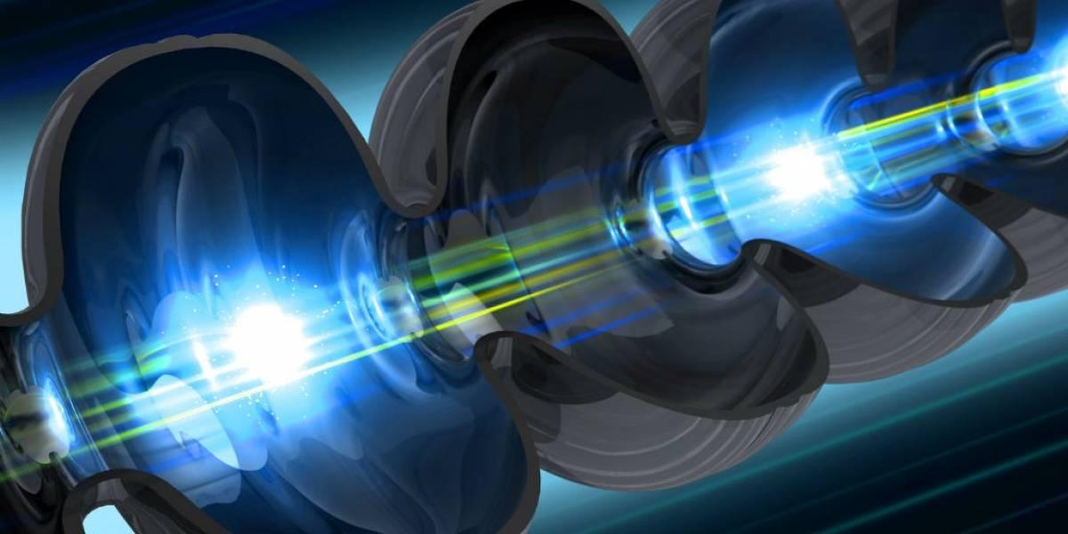 Láser de rayos X más grande del mundo será mucho más potente