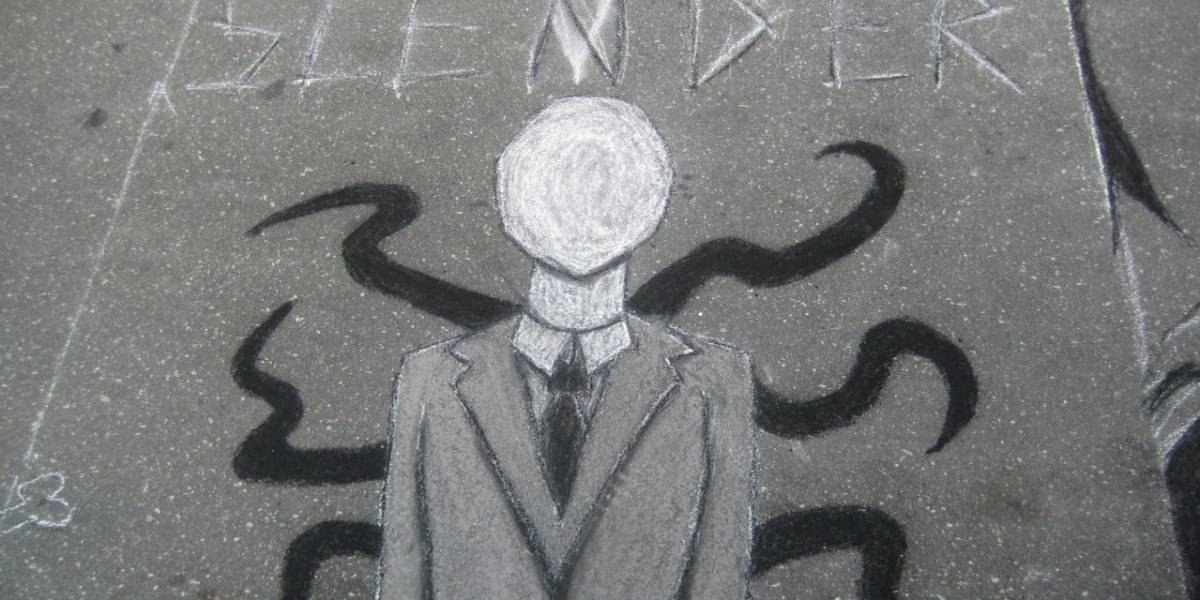 Slenderman, el primer monstruo hiperreal