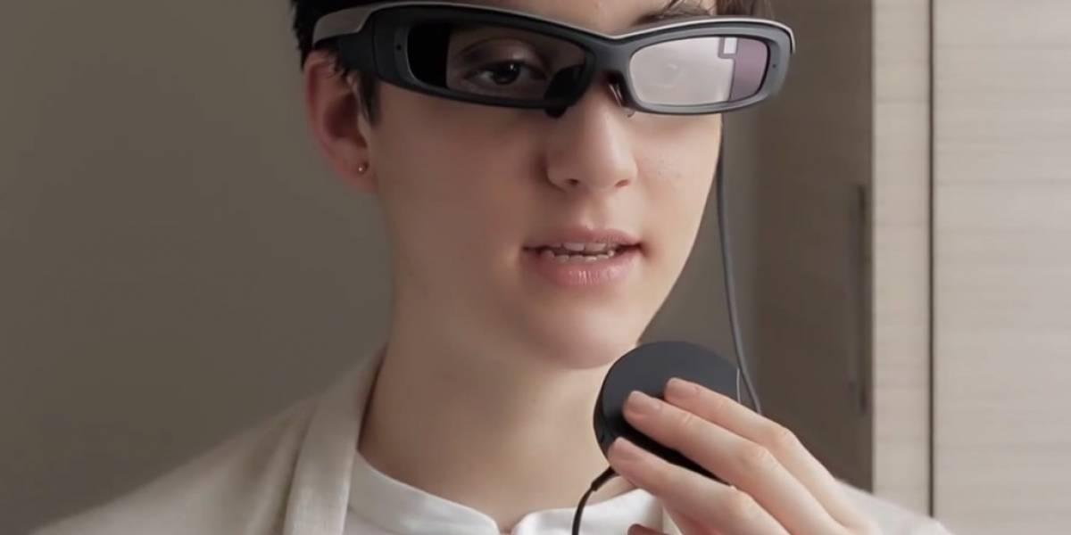 Las SmartEyeglass de Sony ya están en preventa
