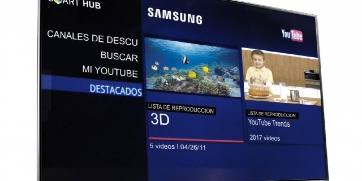 Samsung presentaría servicios personalizables para Smart TV en CES 2017