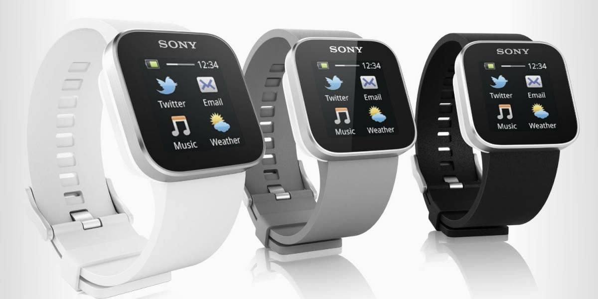 Sony permitirá que desarrolladores creen su propio firmware para su reloj inteligente
