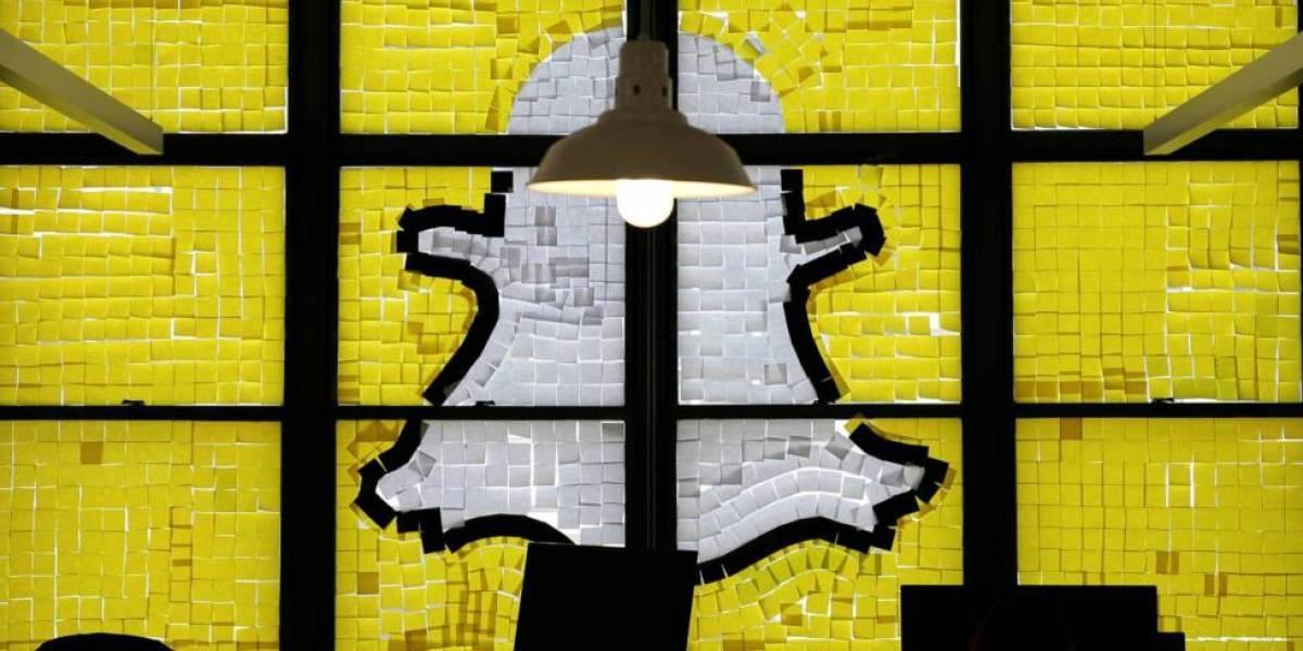 Snapchat se instalará en el Reino Unido