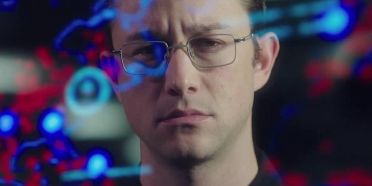Debuta primer tráiler de Snowden