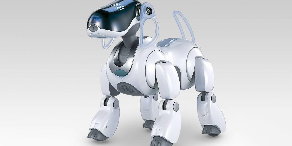 Sony anuncia que volverá a hacer robots
