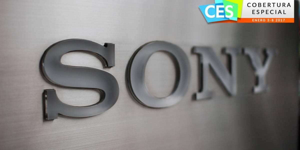 Sigue en vivo la conferencia de prensa de Sony en #CES2017