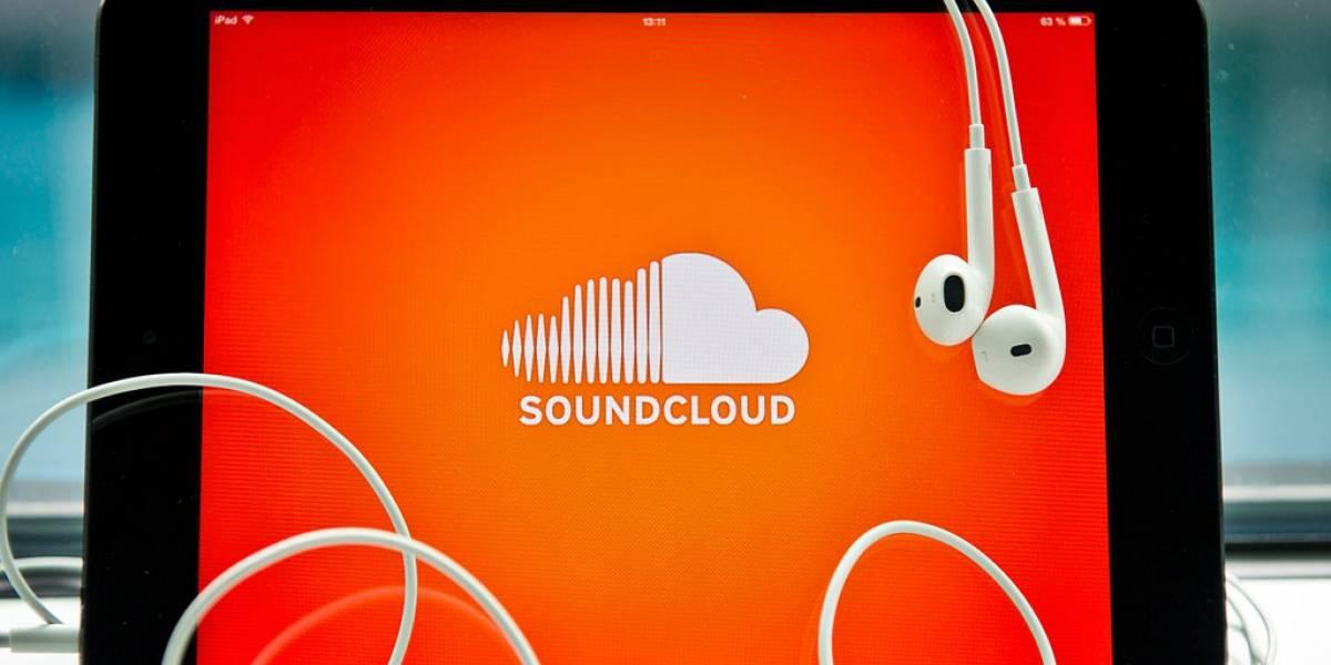 El catálogo público de SoundCloud pesaría 900 TB y alguien ya lo descargó