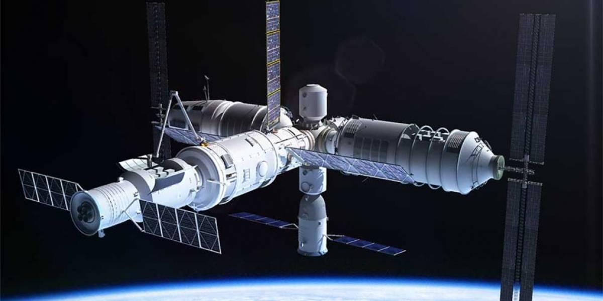 Chinos perdieron el control de su estación espacial y no saben donde caerá