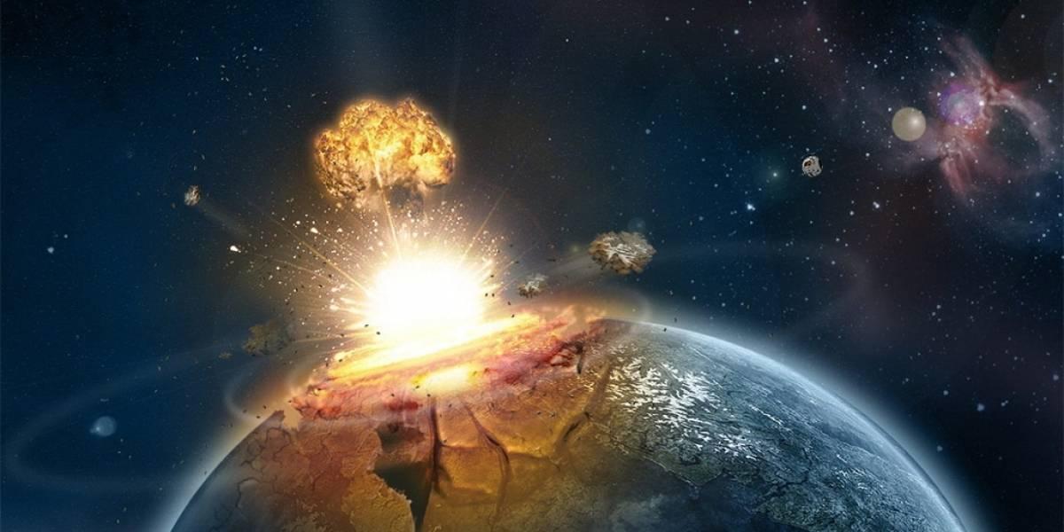 Meteorito que mató a los dinosaurios hizo que superficie de la Tierra actuara como líquido