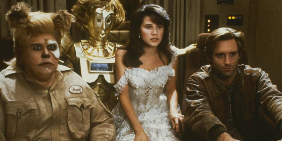 Mel Brooks confirma la secuela de Spaceballs