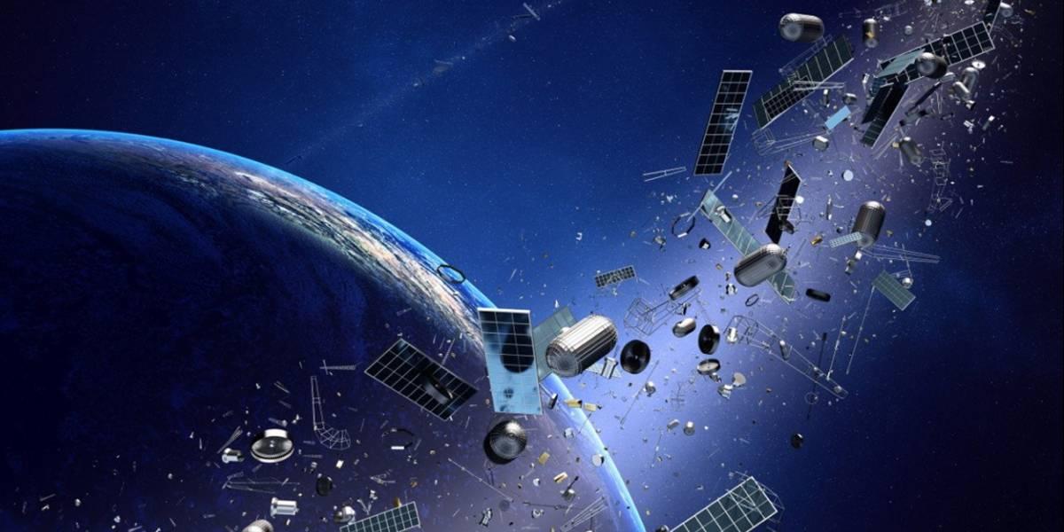 Basura espacial podría poner en riesgo futuras expediciones