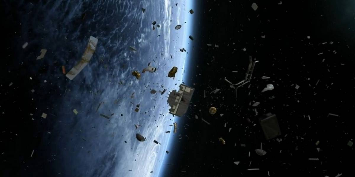 La basura espacial, un obstáculo para las futuras exploraciones