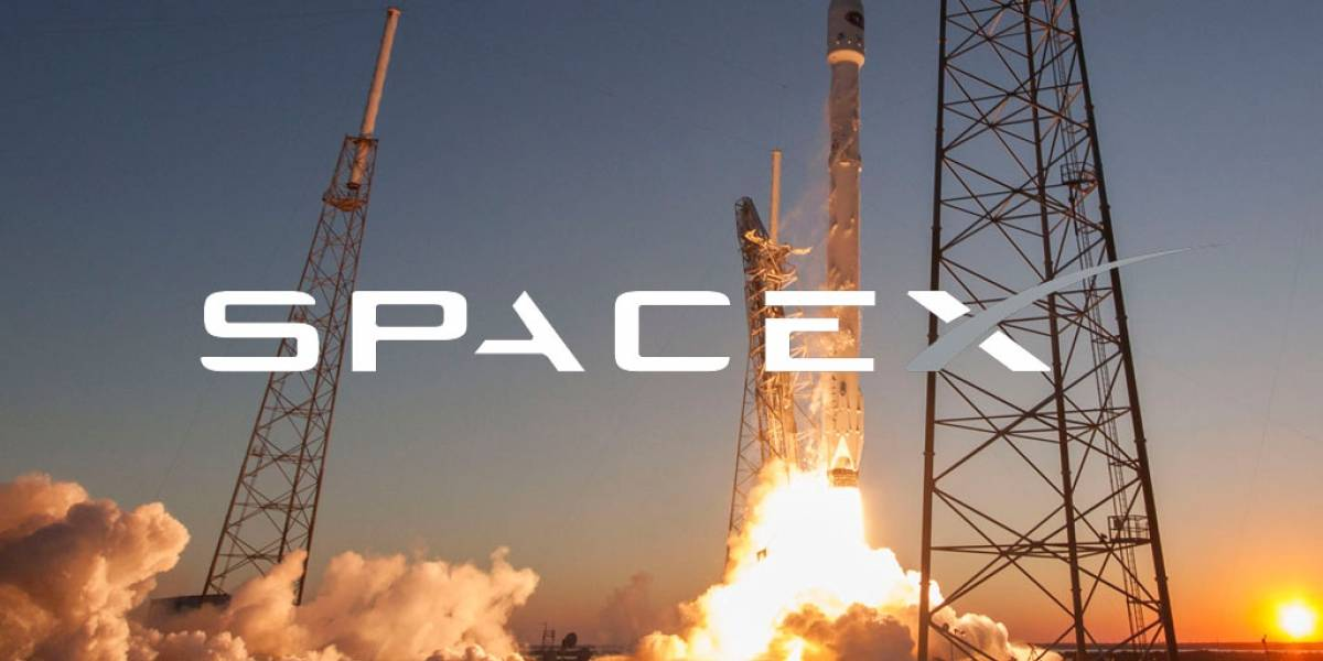 SpaceX explota su nuevo motor de cohete en su última prueba