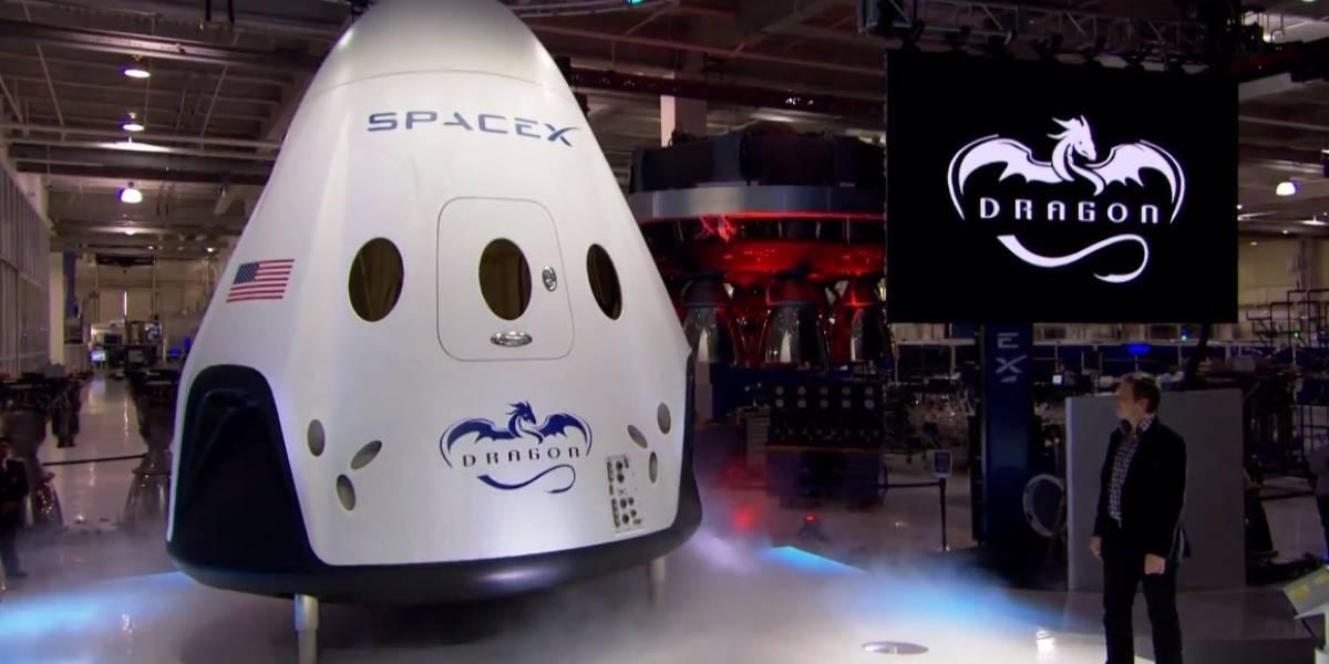 SpaceX anuncia nueva nave espacial reutilizable capaz de aterrizar en cualquier lugar