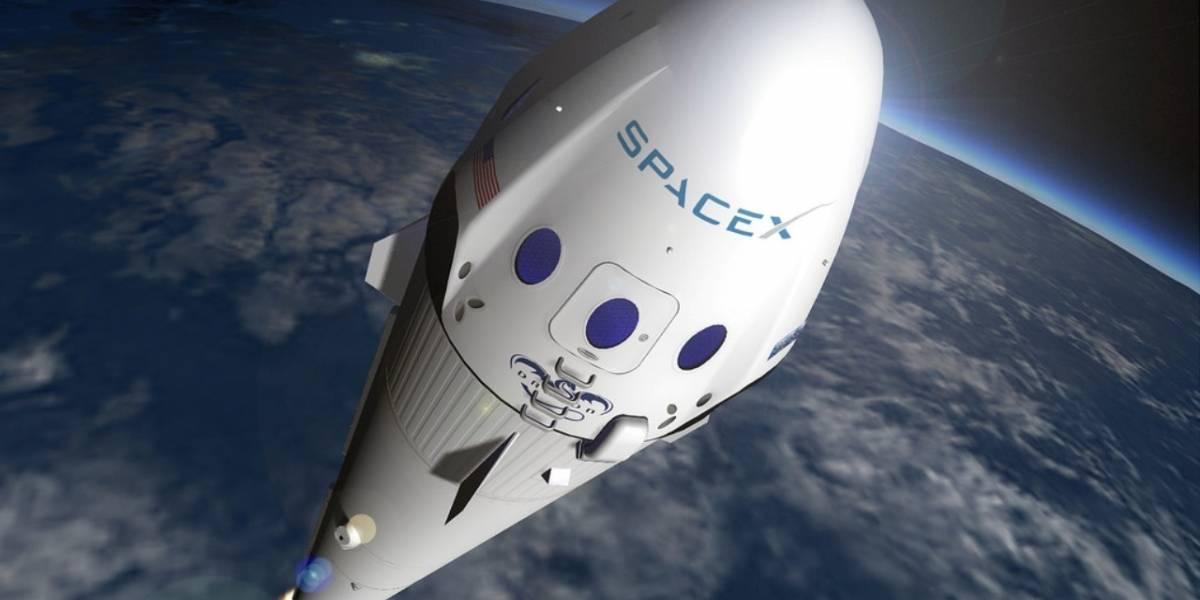 SpaceX realiza con éxito pruebas de fuego con uno de sus cohetes recuperados