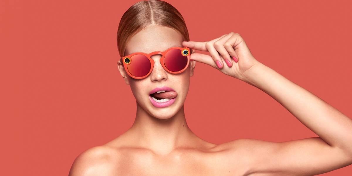 Puedes comprar Spectacles incluso si ocupas lentes