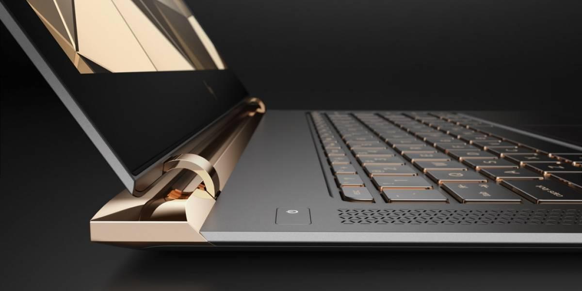 HP apuesta a competir con Apple con la laptop más delgada