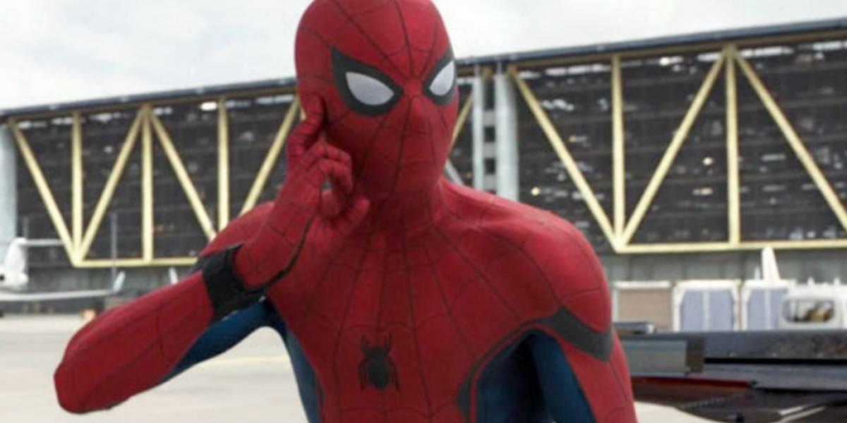 Fotos de Spider-Man: Homecoming muestran al arácnido con una pelirroja