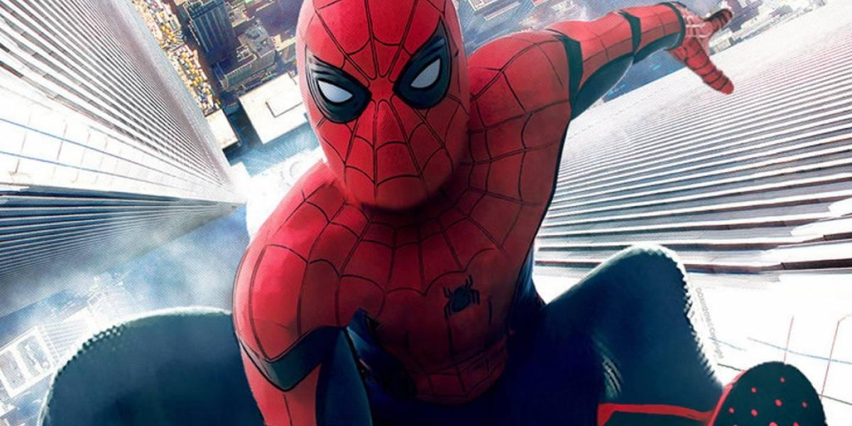 Lanzan nuevo trailer de Spider-Man: Homecoming
