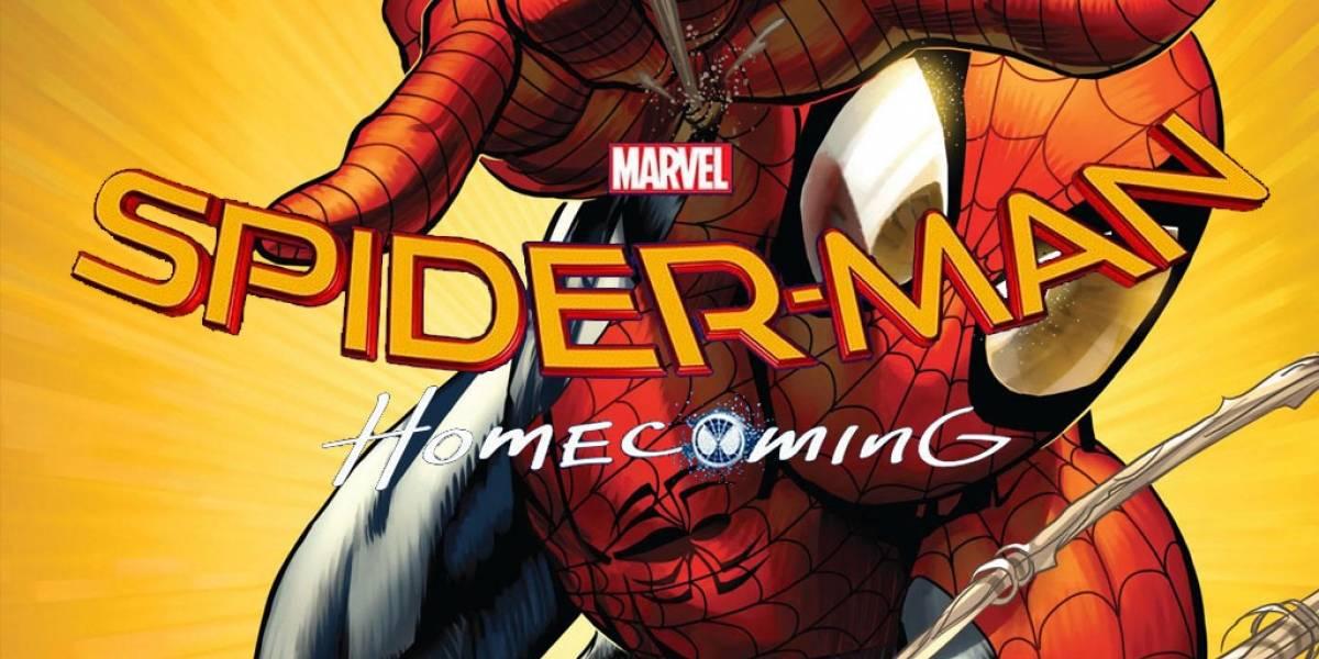Marvel Studios y Sony Pictures confirman el título de Spider-Man: Homecoming