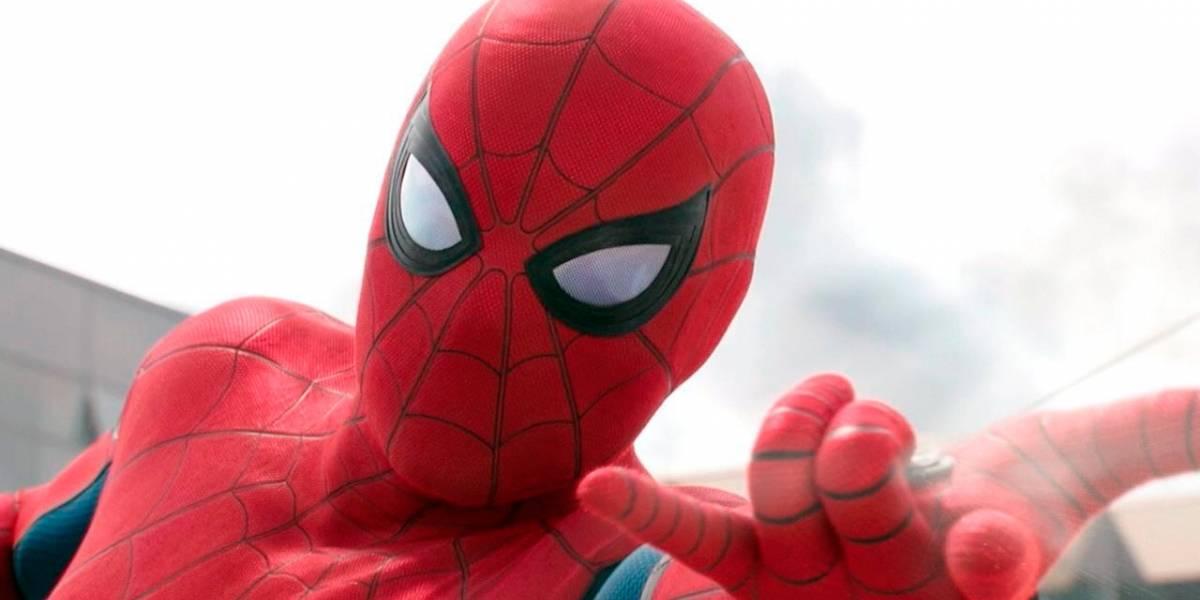 Sony revela cómo Spider-Man terminó dentro del Universo Cinematográfico Marvel