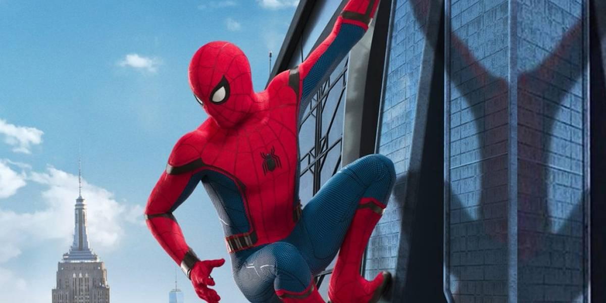 Spider-Man: Homecoming lanza un breve adelanto de su nuevo tráiler