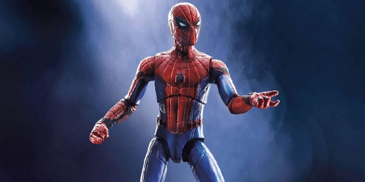 Así lucen los juguetes de Spider-Man: Homecoming y Guardians of the Galaxy Vol. 2
