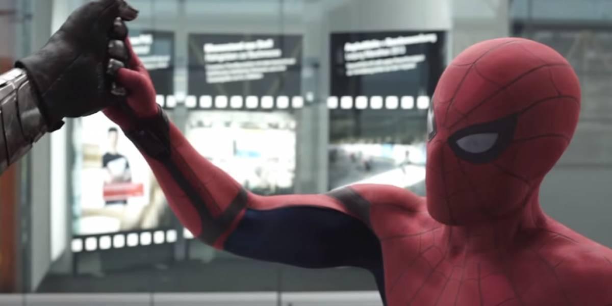 Tom Holland confirma una trilogía de Spider-Man en el MCU