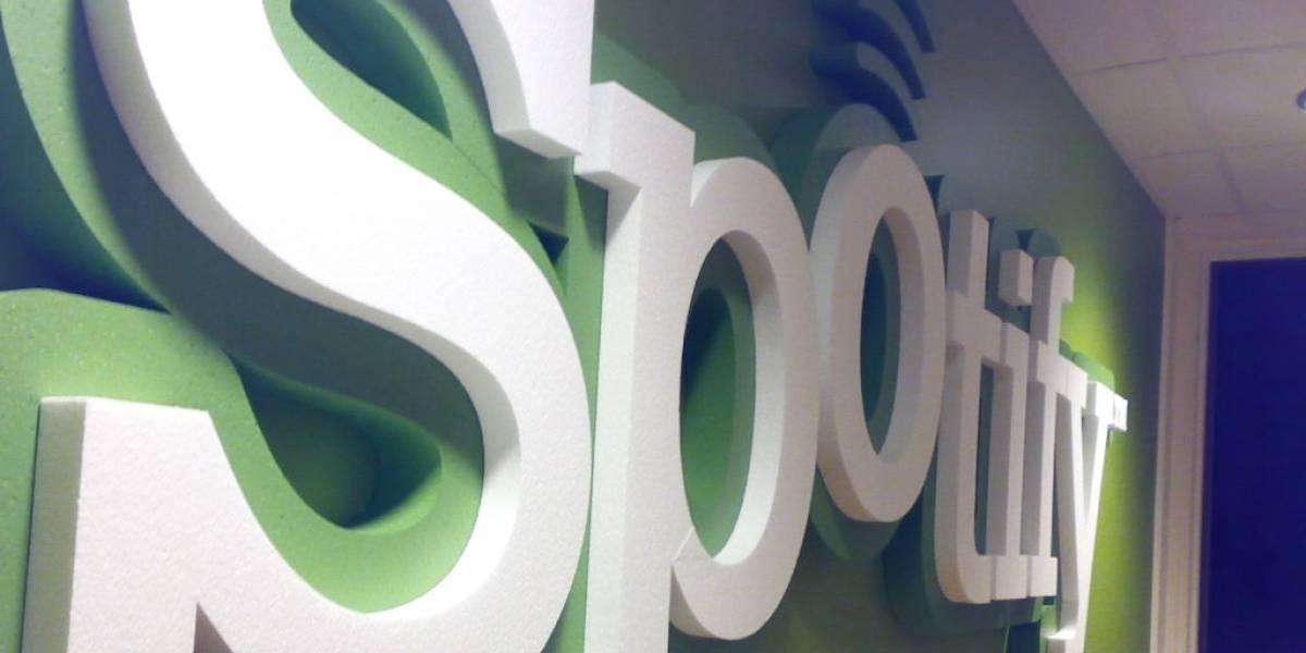 Spotify estrena aplicación para Android TV