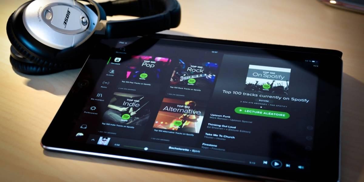 Spotify lanzaría nueva función para subir la calidad de audio de su streaming
