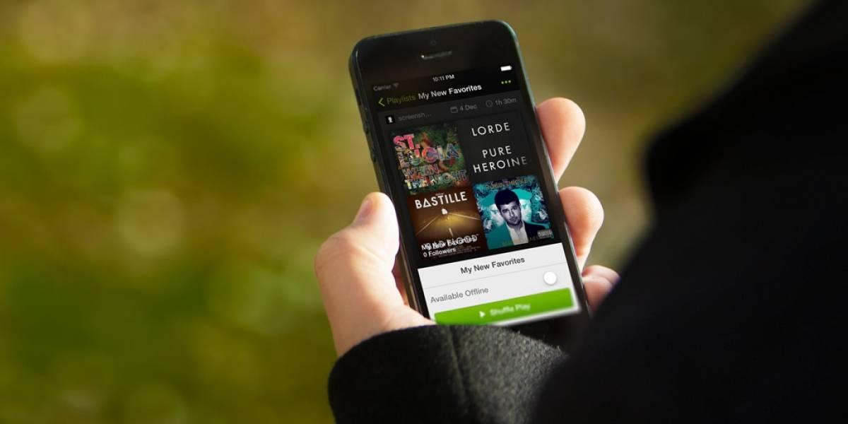 Spotify prepara su propia serie de TV