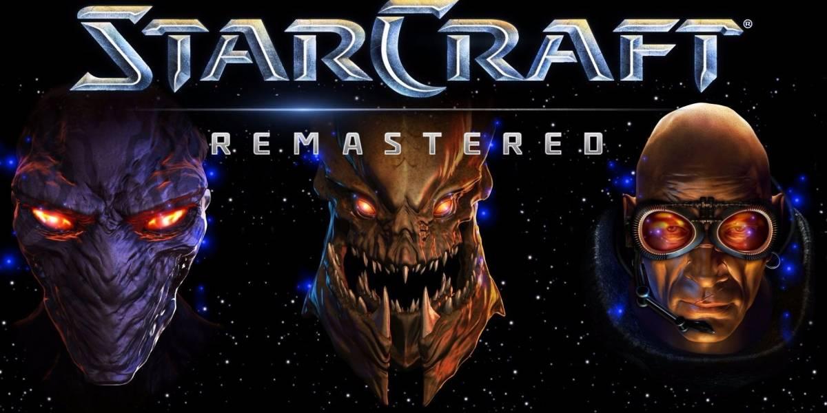 La remasterización de StarCraft ya tiene fecha de lanzamiento