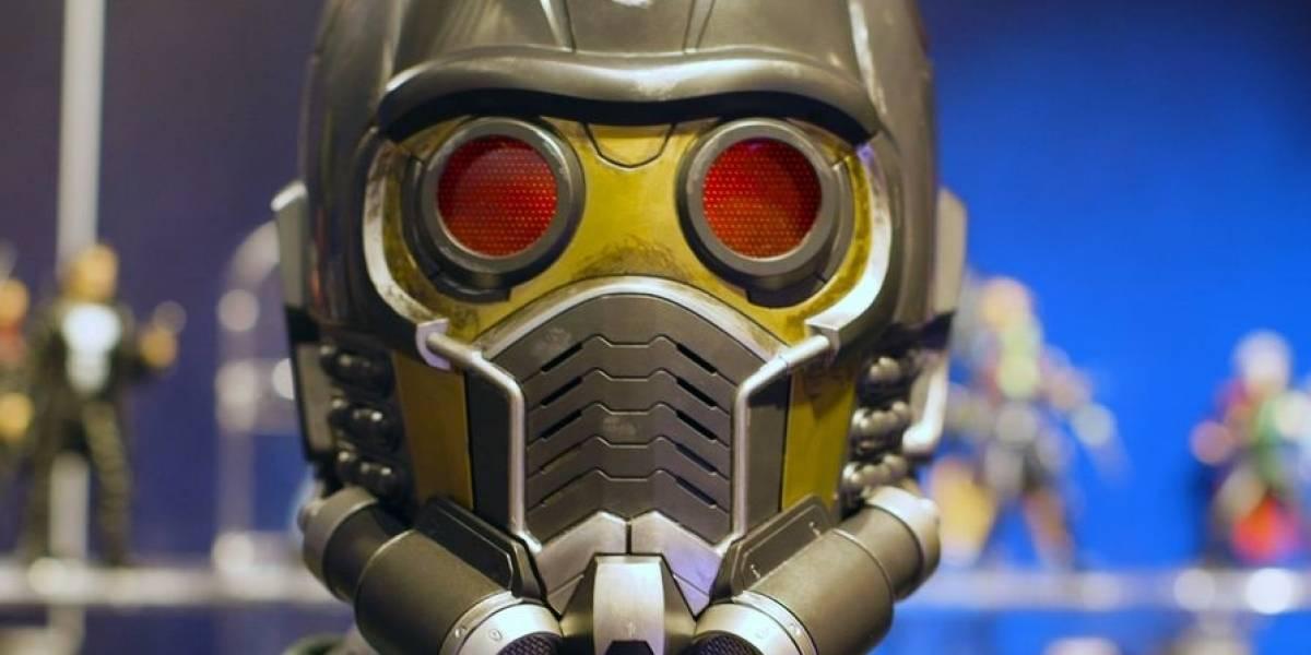 Qué ofertón: venden casco de Star-Lord a sólo USD $100