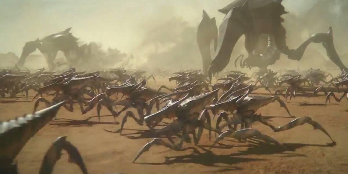 Starship Troopers tendrá secuela animada y este es su tráiler