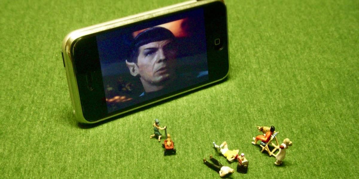 Netflix podría producir una nueva serie de Star Trek
