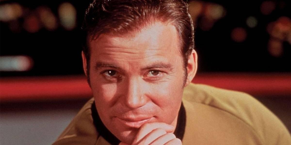 William Shatner quiere volver como el Capitán Kirk en el reboot de Star Trek