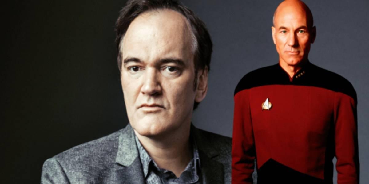Película de Star Trek con Quentin Tarantino tendría al reparto del reboot
