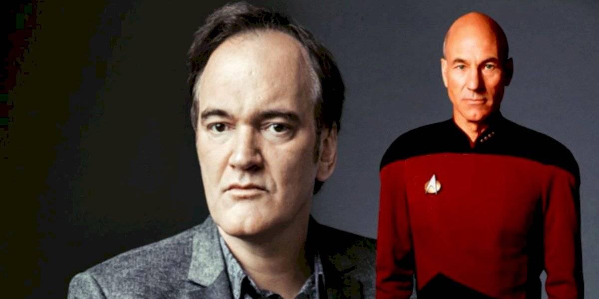 Quentin Tarantino: si dirijo Star Trek debería ser mi última película