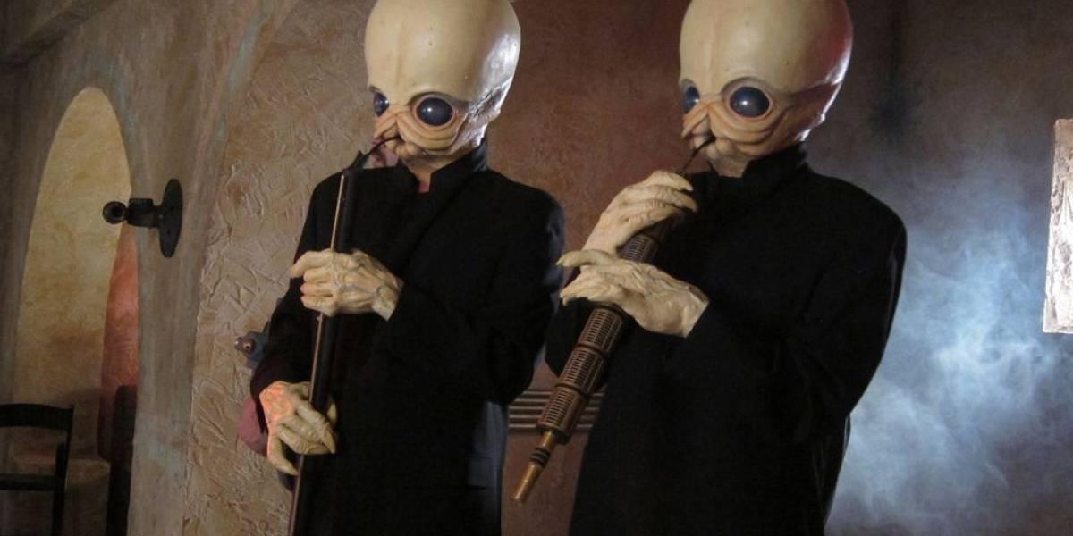 La canción de la cantina de Star Wars es la favorita de los australianos para tener sexo