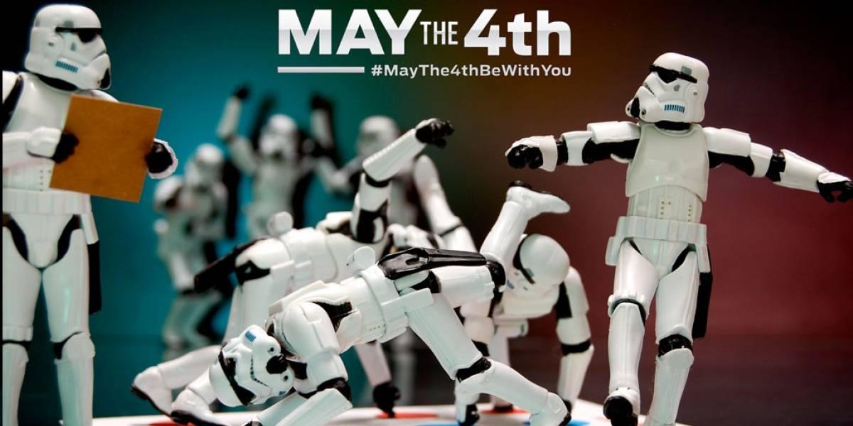 Cinco actividades para celebrar el Star Wars Day