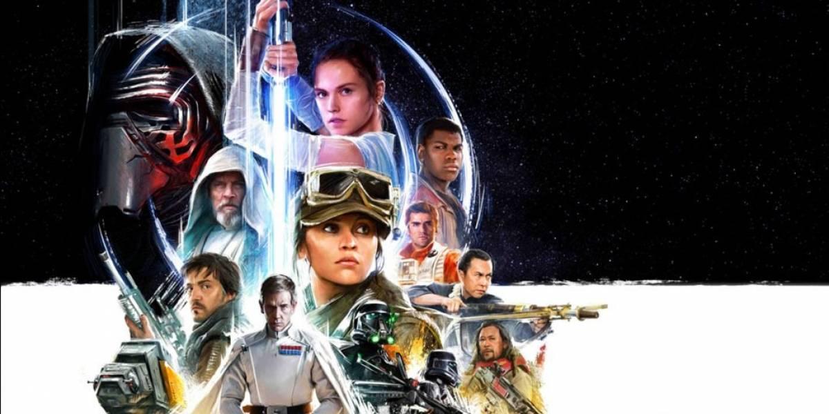 Disney confirma que no pararán las películas de Star Wars hasta 2021