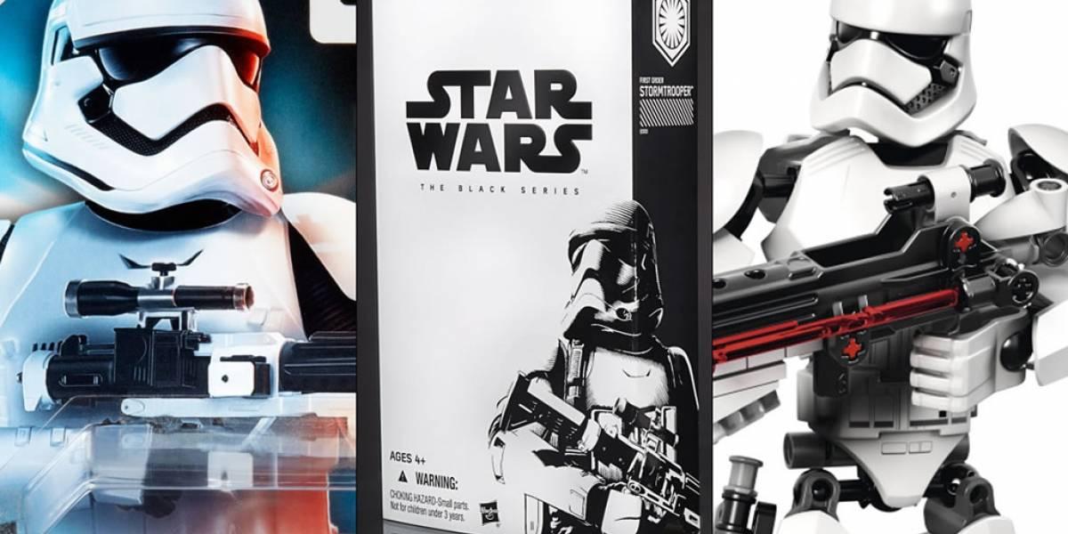El primer vistazo a los nuevos juguetes de Star Wars: El Despertar de la Fuerza