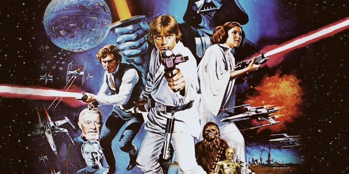 Se filtra que Lucasfilm restauró el Episodio IV de Star Wars en 4K