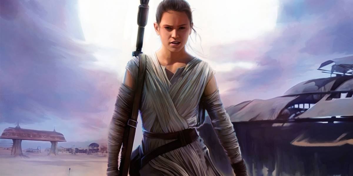 Cómic de The Force Awakens relevaría quienes son los padres de Rey