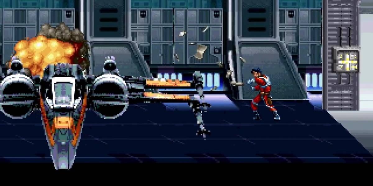 Trailer de Star Wars: The Last Jedi en versión de 8 bits